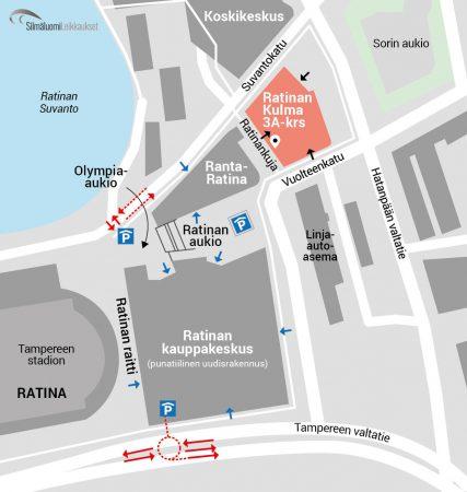 Yhteystiedot Silmäluomileikkaukset Tampere